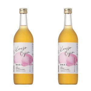 (2本セット)シーボン 酵素美人桃(5倍濃縮・長野・山梨産白桃味)(送料無料)|bombyx