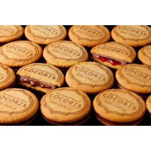 ココリス COCORIS ヘーゼルナッツと木苺 サンドクッキー 6個入 東京土産 贈り物 お土産 ギ...