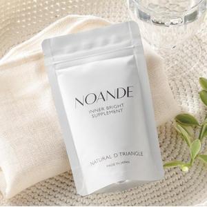 NOANDE インナーブライト サプリメント 90粒 サプリメント ノアンデ インナーサプリメント ...
