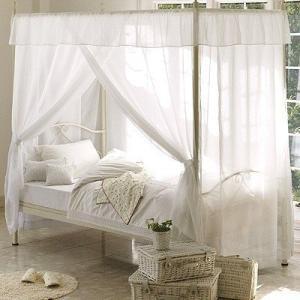パイプベッド 天蓋付き ベッド ベット シングル シングルベッド ベッドフレーム ベッド下収納 プリ...