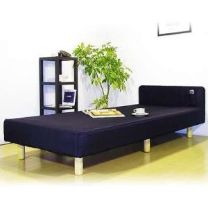 シングルベッド 脚付きベッド スプリングマット ローベッド フロアベッド マットレス ソファベッド 収納ポケット おしゃれ おすすめ 人気 シンプル|bon-like