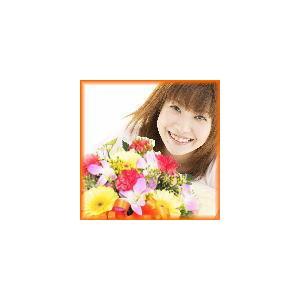 5000円ポッキリギフト 季節のお花アレンジメント 誕生日 記念日 画像配信OK|bon-sense