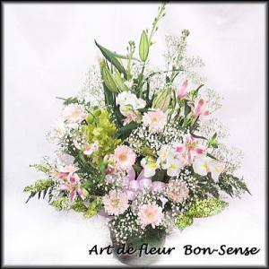 お供え 花 フラワーアレンジメントWP044|bon-sense