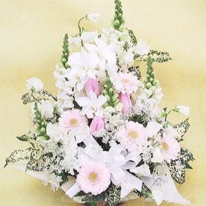 お供え 花 フラワーアレンジメントWP050|bon-sense