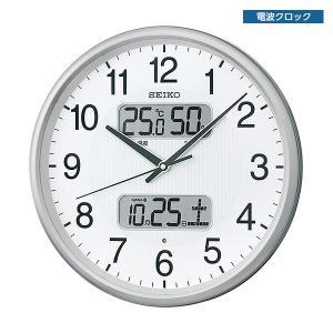 セイコー SEIKO カレンダー 温湿度電波掛...の関連商品6