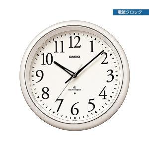 カシオ 壁掛け電波クロック IQ-1050NJ-7JF CA...