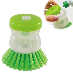 お台所とお洗濯の洗剤ブラシ 7013 キッチン 1個から注文可能|bonanzashop