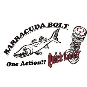 BonBas公式= Barrcuda Bolt(バラクーダーボルト) =[DM便送料無料]|bonbas