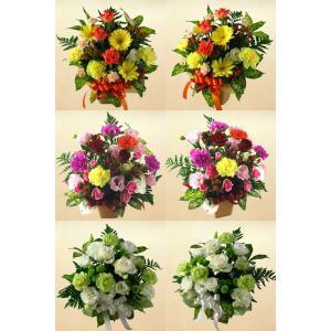 季節の花タップリのおまかせフラワーアレンジメント♪|bonita-bonita|03