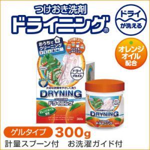 つけおき洗剤 ドライニング 300g|bonita