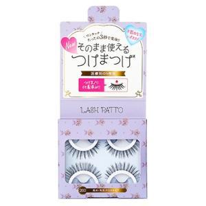 ノリがいらないつけま LASHPATTO(ラッシュパット)【メール便送料無料】|bonita|04