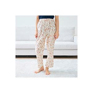 欲しかったパジャマの下 花柄3色組 bonita 02