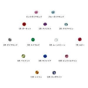 ダイヤモンド 誕生石 シークレットストーンセッティング
