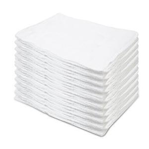 綿100% タオル ぞうきん 中厚タイプ 50枚組 業務用(20×30cm)