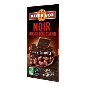 ALTER ECO オーガニック フェアトレード チョコレートノワール アンターンス bonraspail