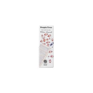 ピープルツリー フェアトレードチョコレート ホワイト・アーモンド 50g|bonraspail