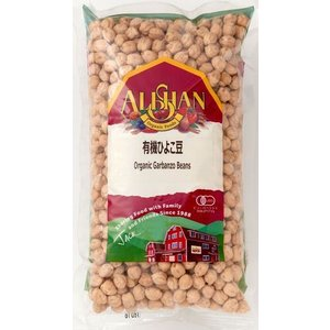 アリサン ひよこ豆(乾燥) bonraspail