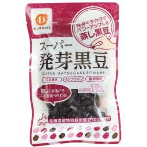 ダイズD スーパー発芽黒豆70g bonraspail