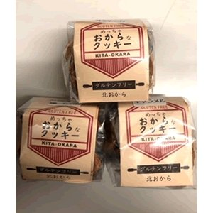 【WEB限定お得価格!】北おから おからクッキーセットミニ|bonraspail