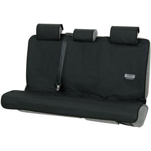 水・汚れに強い 防水シートカバー [ファインテックス]リヤ席シートベルト対応!車内をいつもきれい・清...