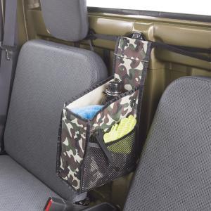 軽トラック用 迷彩ツールケース(グリーン) 防水素材使用 デッドスペースの有効活用|bonsan