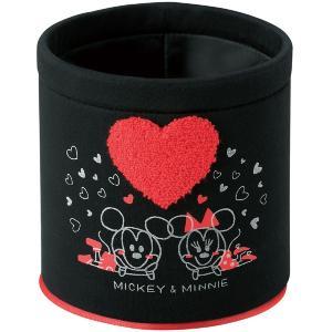 【Mickey Minnie Heart】マルチボックス 『ミッキーミニーハート』 小物入れやゴミ箱に|bonsan
