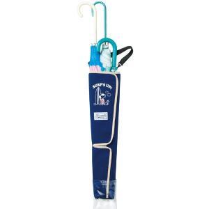 アンブレラホルダー 『スヌーピーサーフ』ネイビー 最大5本の傘を収納可能|bonsan