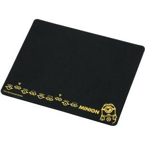 [MINIONS]ノンスリップシート 『ミニオン』 ブラック(約12X15cm)|bonsan