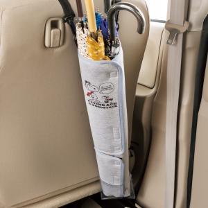 大垣産業[ボンフォーム]フライングスヌーピー[Flying Snoopy] MAX5本の傘を収納可能!水抜き楽々!アンブレラホルダー グレー|bonsan