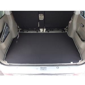 在庫有り即発送OKラゲッジスペースの必需品/ウエットスーツ素材で防水![S320G/S330G]ダイハツアトレーワゴン専用『ネオラゲージマット』ブラック/黒|bonsan