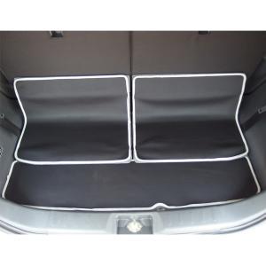 在庫有りOKラゲッジスペースの必需品/ウエットスーツ素材で防水![MH34S/MH44S]ワゴンR/ステイングレー専用『ネオラゲージマット/ショートタイプ』ブラック/黒|bonsan