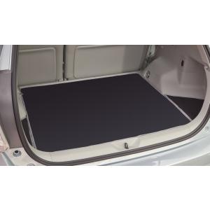 大垣産業[ボンフォーム]ラゲッジスペースの必需品/ウェットスーツ素材で防水![ZVW41W]トヨタプリウスα5人乗専用『ネオラゲージマット』ブラック|bonsan