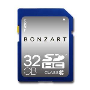 SDカード 32GB SDHC CLASS10 BONZAR...