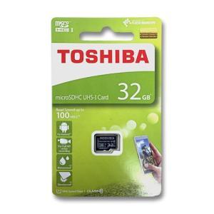 東芝 マイクロSDカード 32GB microSDHC クラ...