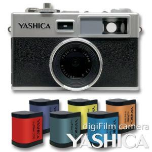 YASHICA digiFilm camera Y35  digiFilm 6本付きFULLセット