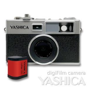 YASHICA digiFilm camera Y35  digiFilm 1本(200)付き