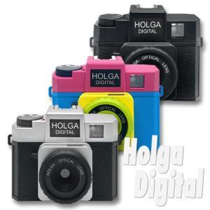 トイカメラ HOLGA DIGITAL ホルガ デジタル デジタルカメラ Wi-fi SD対応