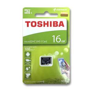 東芝 マイクロSDカード 16GB microSDHC クラ...