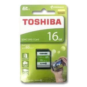 SDカード 16GB TOSHIBA 東芝 SDHC CLASS10 UHS-1 TOSHIBA 東芝 海外パッケージ