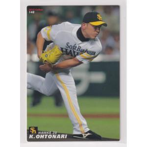 2012プロ野球チップス第3弾 148 大隣憲司(ソフトバンク) |bonzintei