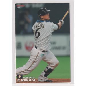 2012プロ野球チップス第3弾 153 中田 翔(日本ハム) |bonzintei