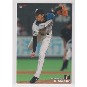 2012プロ野球チップス第3弾 155 増井浩俊(日本ハム) |bonzintei
