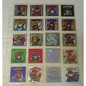 コレクションシールリフィル54 20ポケット 50枚セット|bonzintei