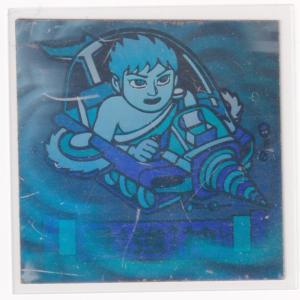 ドキドキ学園 アタック09 04 最強神(IV)最強誠神+ドリルスペクター|bonzintei
