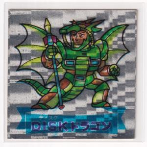 ドキドキ学園 アタック09 05 テクノ戦神 DISKドラゴン|bonzintei