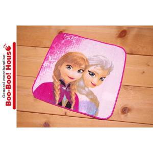 ミニタオル プチタオル ハンカチ ディズニー アナと雪の女王 アナとエルサ #2|booboohouse