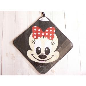 ミニーちゃん ミニーマウス #2 ループ付タオル ディズニー 22|booboohouse