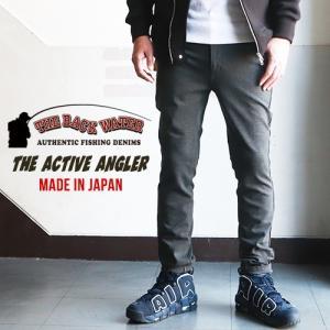 THE BACK WATER 日本製 スリム・ストレッチフィッシングパンツ The Active Angler 107vm メンズ アメカジ 送料無料 boogiestyle
