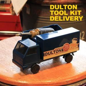 DULTON トラックDELIVERY TOOL KIT ドライバーセットNAVY ダルトン|ブギースタイル