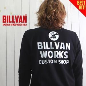 「BILLVAN(ビルバン)」より、人気のバックプリントを大胆に配したヘビー&タフ ロングTシャツを...